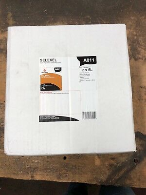 Selexel A011 2x 5ltr Metallised Polish