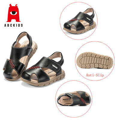 ABC KIDS Baby Boys Casual Sandals Toddler Soft Soled Walking Anti-Slip Shoes