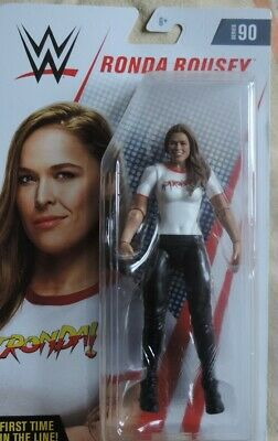 Mattel WWE Basic Series 90 RONDA ROUSEY  1st Ever Debut neu /ovp