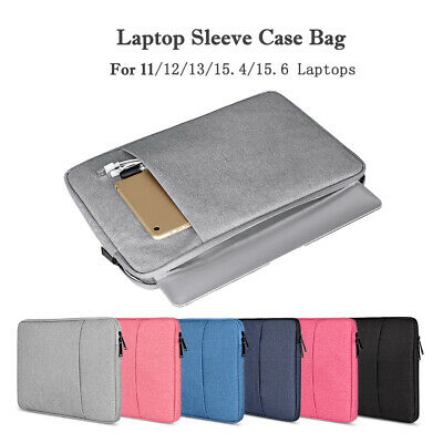 Laptop Sleeve Case Notebook Pouch Bag for MacBook Microsoft Dell 11/13/15 Bag