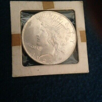 1923 Peace Dollar - Brilliant Uncirculated PHILADELPHIA MINT