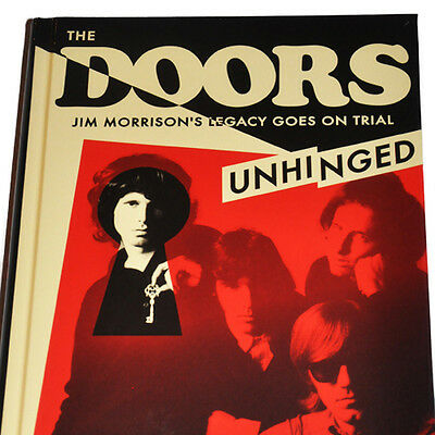 The Doors Signed Book John Densmore Autographed Book Photo Proof