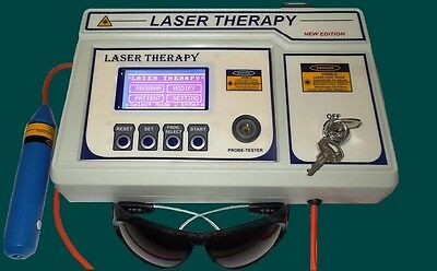 New Therapy Cold Laser Therapy Machine Chiropractic Laser Low Level Laser WU4&