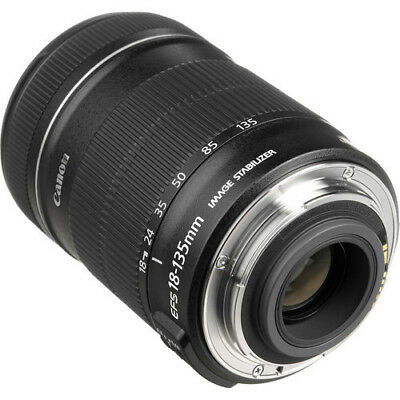 Canon Zoom Lens EFS 18-135mm IS 1:3.5-5.6
