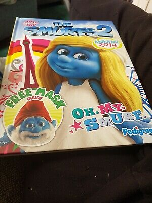 The Smurfs Annual 2014 X EXCELLENT CONDITION X 1795 X