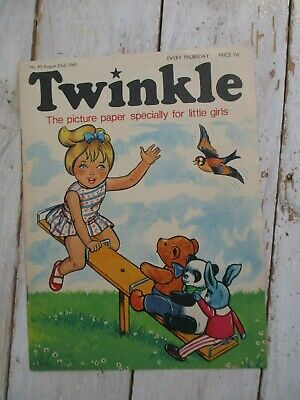NM VF Vintage Twinkle Comic No. 83 #83 August 23rd 1969 50th Year Birthday Gift