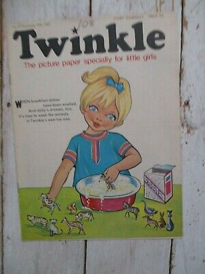 NM VF Vintage Twinkle Comic No. 97 #97 November 29th 1969 50th Birthday Gift