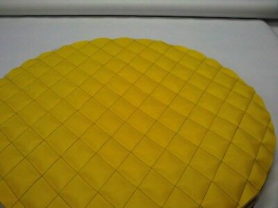 Semi Truck Fuel Tank Covers Peterbilt With Yellow Set Of 2-23""