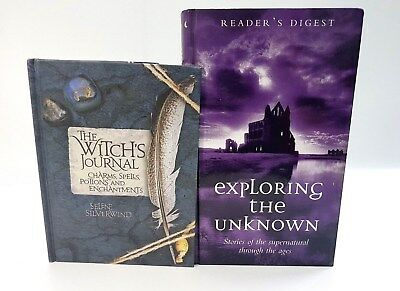 The Witches Journal And Exploring The Unknown Readers Digest Book Bundle