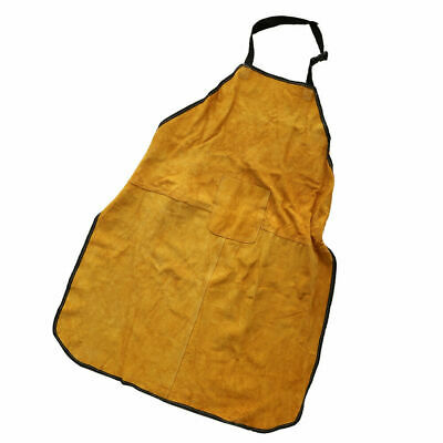CN_ Welder Welding Wondrous Heat Insulation Flame Resistant Aprons with Sleeve