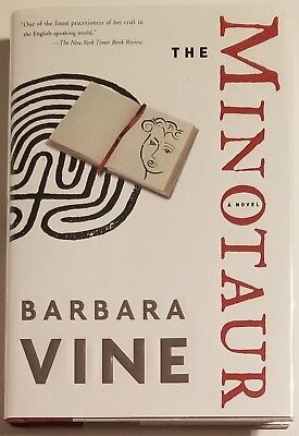 Ruth Rendell, 'Barbara Vine' / THE MINOTAUR Signed 1st Edition 2005 Mystery