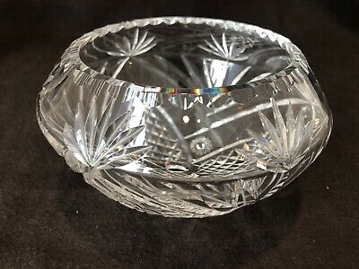 Waterford Crystal C6 Adare 6 Arm Chandelier Bottom Bowl Center Replacement Part
