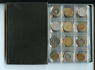 Complete Album Coins 120Pcs Set Monete Of All The World Also Rare Lot Perfect Ch