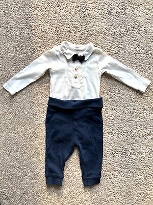 Baby Boy Clothes Trousers And Body Size 3-6 4-6 Months H&M