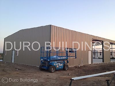 DuroBEAM Steel 60x60x18 Metal Building Prefab Paint & Sand Blast Workshop DiRECT