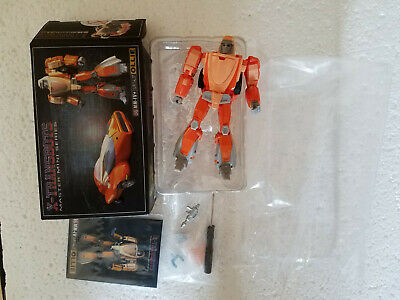 NEW Transformers toy X-Transbots MM-IV OLLIE G1 Wheelie Action figure