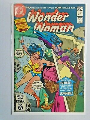 Wonder Woman #279 1st Series 6.0 FN (1981)