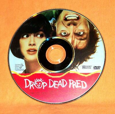 DROP DEAD FRED Promotional DVD Version w/ Phoebe Cates & Rik Mayall, Excellent !