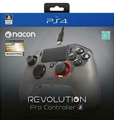 Nacon Revolution Pro Controller 2 - PlayStation 4 Wired - Rig Special Edition