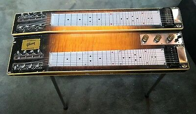 Gibson 1950's GRANDE CONSOLE Double Neck Electric Slide Guitar Don Helms