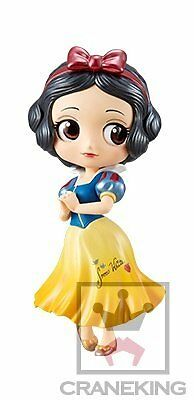 Q posket Disney Characters Special Coloring vol.1 Snow White Figure BANPRESTO