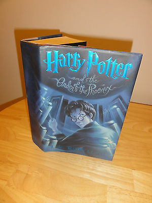 2003 - Harry Potter And The Order Of The Phoenix, 1st American Edition/1st Print