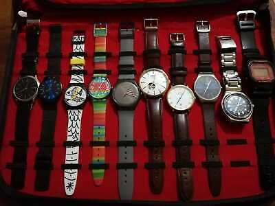 Stock orologi da polso SWATCH, SKAGEN, CASIO, HENRY LONDON, DANIEL WELLINGTON