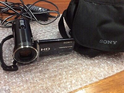 Sony Hdr-Cx110 Full Hd Camcorder