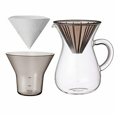 KINTO Coffee Carafe SCS-04-CC 600ml Heat Resistant Glass 27667 MADE IN JAPAN