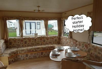 Perfect Starter Static Caravan For Sale! North Wales Coast