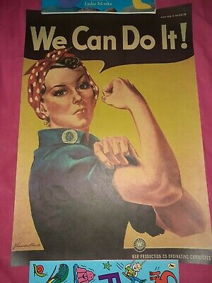We Can Do It Kraft Paper Adornment Movie Poster Kraft Paper
