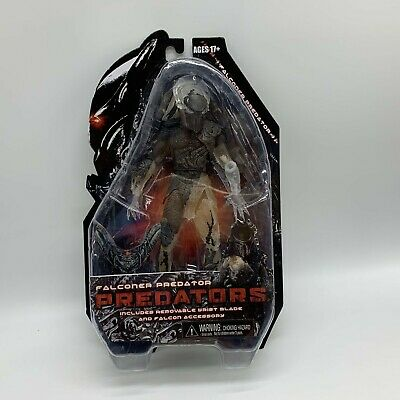Predators Falconer Predator Action Figure PVC Doll Alien Toy 8""