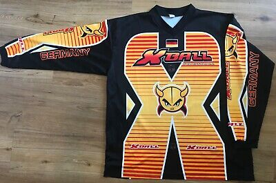 XBall Nations Cup 2002 Team Germany Jersey / Deutschland / Paintball / XXL