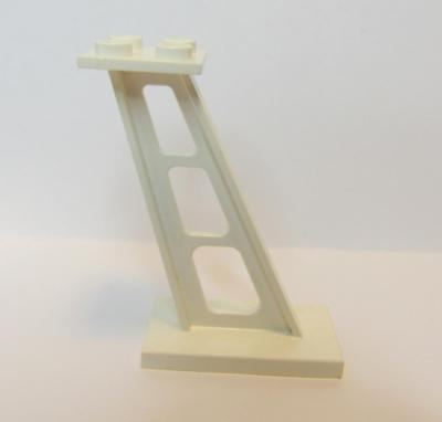 1x Support Tail Stanchion 2x4x5 4476b Red//Rouge//Rot Lego