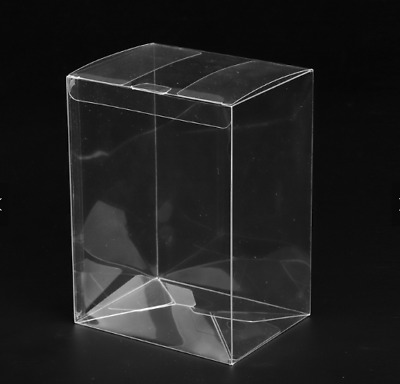"Funko Pop 4"" Box Protector STRONG HEAVY DUTY .50mm THICK Crystal Clear Case"