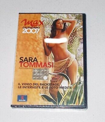 Elisabetta Canalis Backstage Calendario.Dvd Elisabetta Canalis Calendario Max 2007 Backstage Video