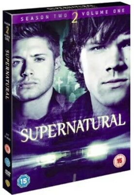 Supernatural Complete Series 2 Volume 1 Season 2 Part 1