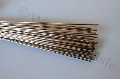 25 of 2.4 x 445mm SIFSILCOPPER 968 weld C9 wire rods TIG silicon bronze CuSi3Mn1