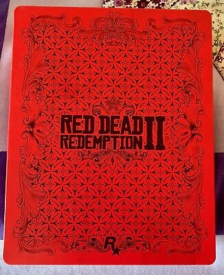 Red Dead Redemption 2 SteelBook PS4 / Xbox One (No Game Included)