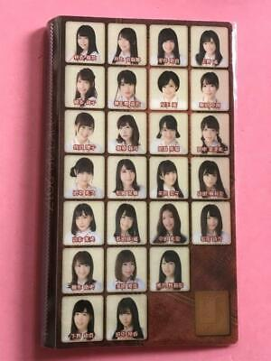 """HKT48, Official Photo Album """"Lucky Bag 2017"""" 3 Row, 6pockets x 24 pages, Red ver"""