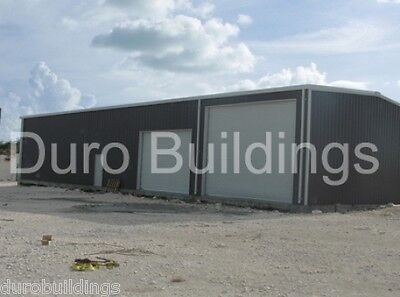 DuroBEAM Steel 70x75x18 Metal Building Kit Industrial Commercial Workshop DiRECT