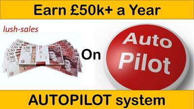 £50k+ A YEAR BUSINESS IDEA FOR SALE | EASY TO FOLLOW SYSTEM | £££££ OPPORTUNITY