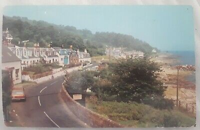 Postcard of Corrie .ARRAN