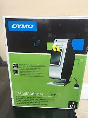 Dymo Label Manager PnP Labelmaker For Mac And PC