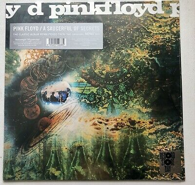 Pink Floyd - A Saucerful Of Secrets Record Store Day Sealed Rsd 2019 New