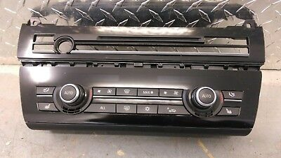 Genuine BMW F10 F11 Climate Control Unit Heated Seat Panel 9249697 Extended