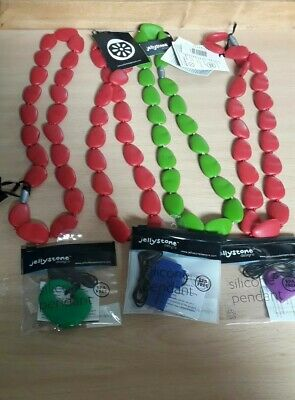 Jellystone Teether Necklaces X 7