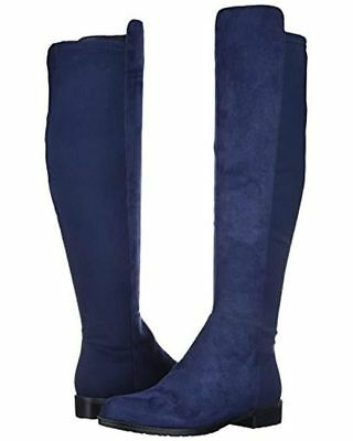 4b2f9a78557 Marc Fisher Monica NAVY Over the Knee Dress Boot SIZE 7 M BRAND NEW