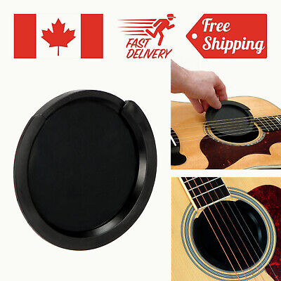 """Sound Hole Cover Block Plug Feedback Buster for 40""""/41"""" Acoustic Guitar"""