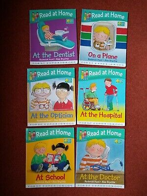 Oxford Reading Tree Read at Home (Biff Chip Kipper)